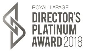 RLP Director's Platinum Award 2018