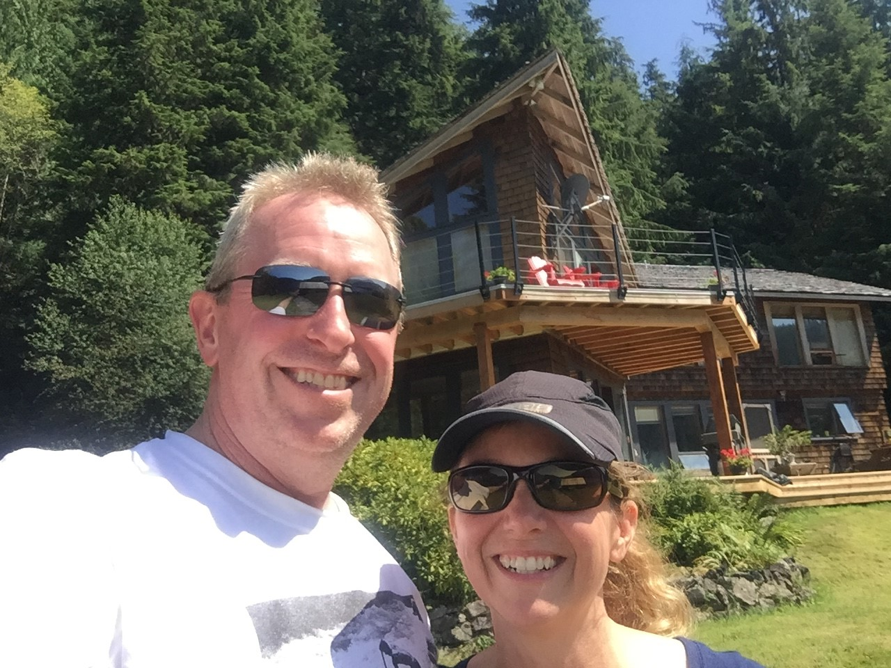 Weekend Lodge with Andrew Rivett and Shelley King-ILR